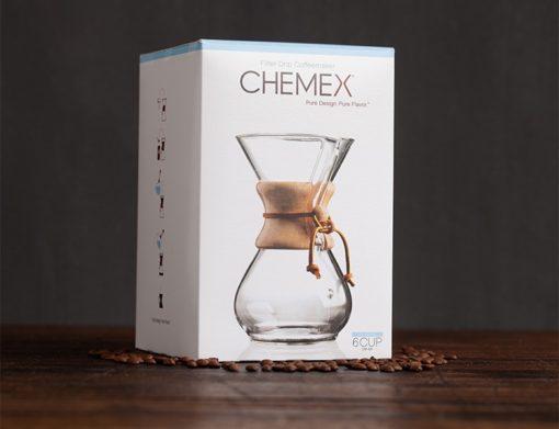 Chemex Brew Method